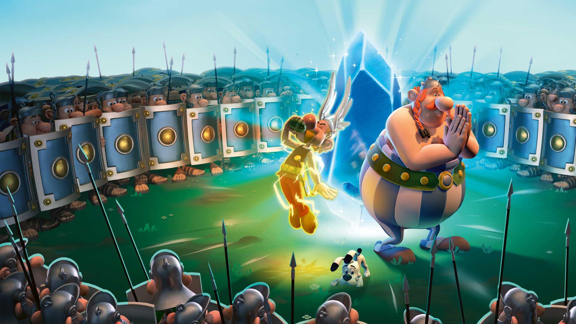 Asterix & Obelix XXL3: The Crystal Menhir Cover