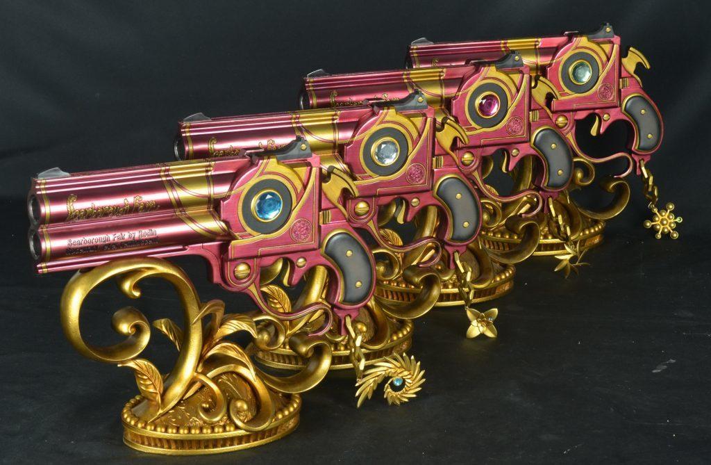 Bayonetta Pistole