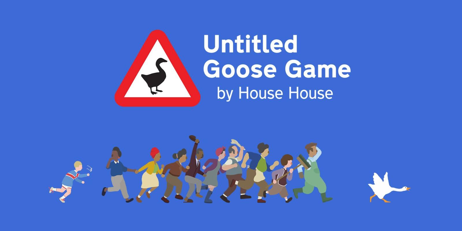 Untitled Goose Game locandina
