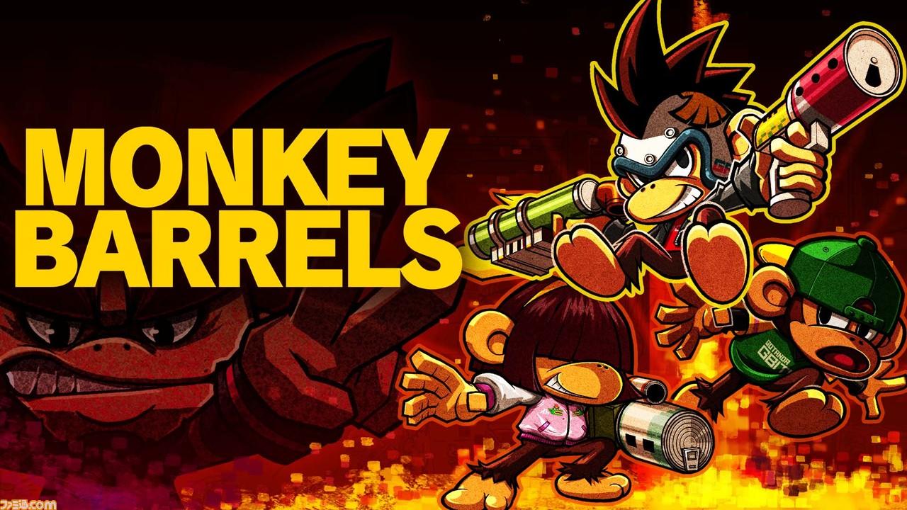 Monkey Barrels Cover