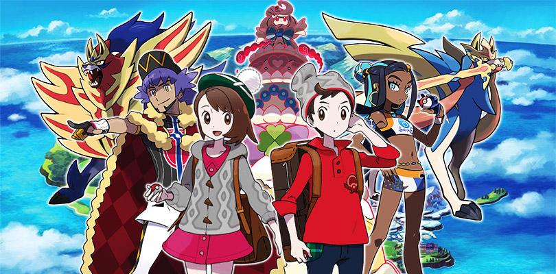 Japan Game Awards Pokémon Spada e Scudo