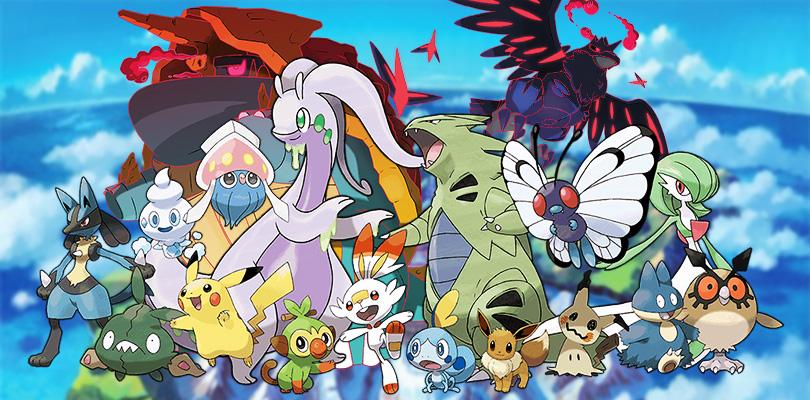 Pokémon Spada e Scudo Copertina