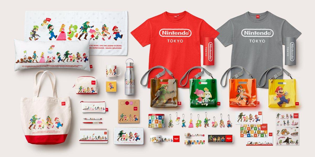 Nintendo TOKYO Prodotti
