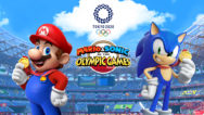 Mario & Sonic ai Giochi Olimpici di Tokyo 2020 cover recensione