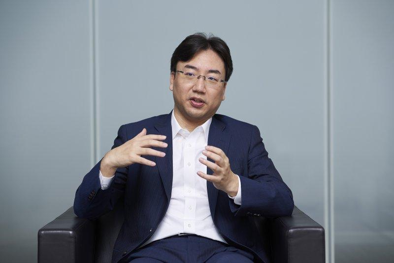 Shuntaro Furukawa Nintendo Switch