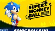 Super Monkey Ball: Banana Blitz HD Sonic