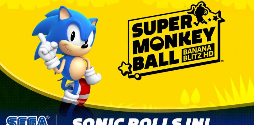 Super Monkey Ball: Banana Blitz HD Sonic