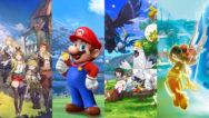 Uscite di Novembre 2019 Nintendo Switch