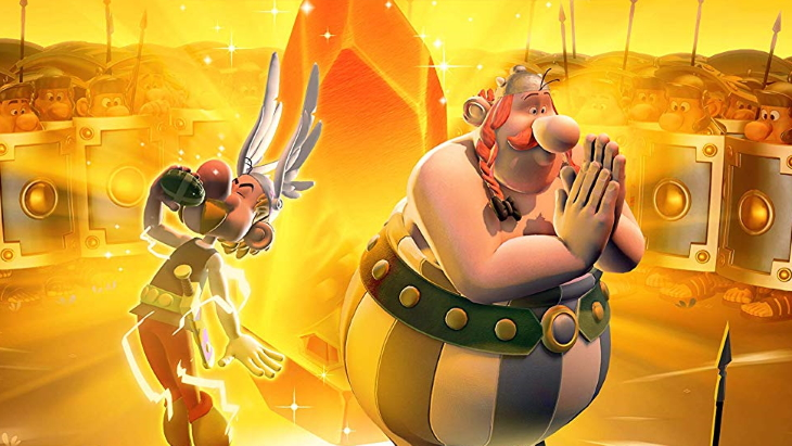 Copertina di Asterix & Obelix XXL3: The Crystal Menhir