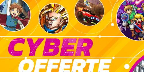 Nintendo Switch Cyber Sconti