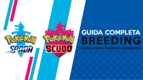 Pokémon Spada e Scudo Cover Guida Breeding