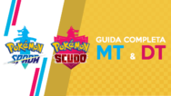 Pokémon Spada Scudo MT RT Cover