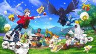 Pokémon Spada e Scudo Cover The Pokémon Company