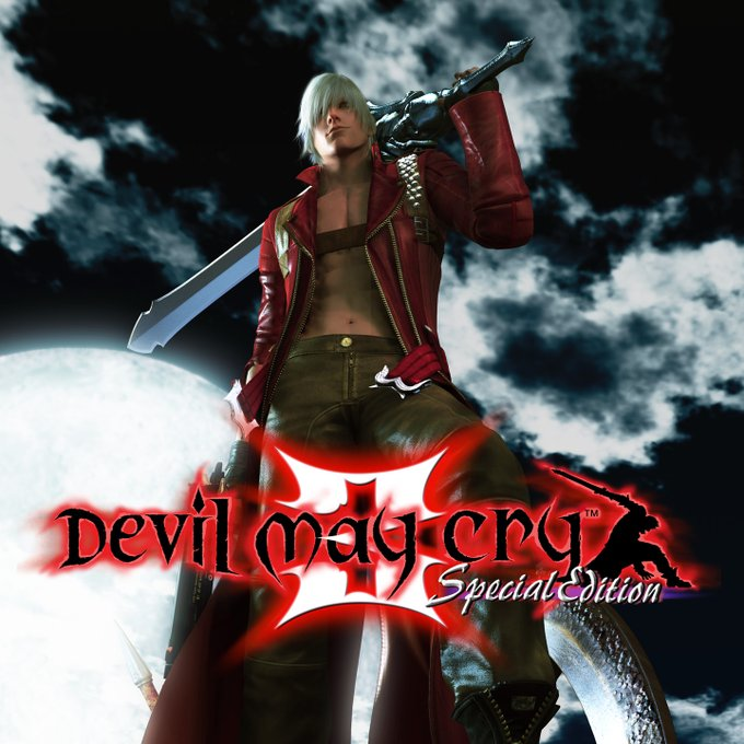 Devil May Cry 3 Special Edition locandina