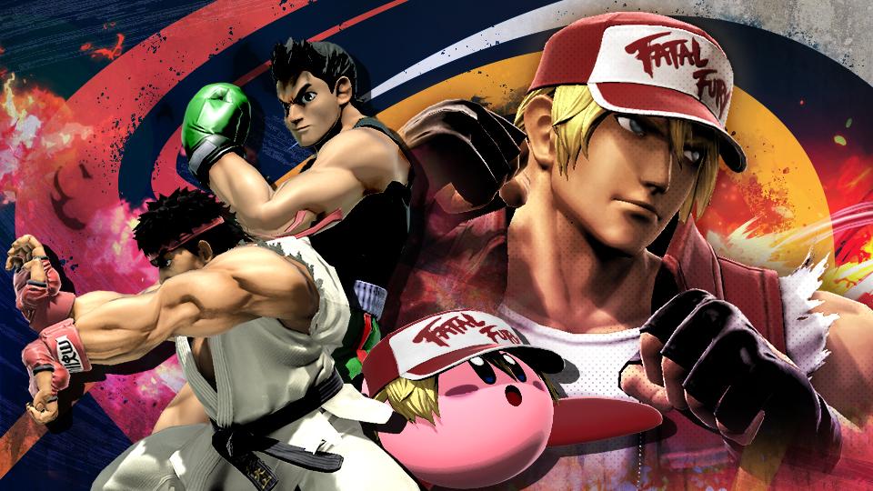 Super Smash Bros. Ultimate faccia a faccia