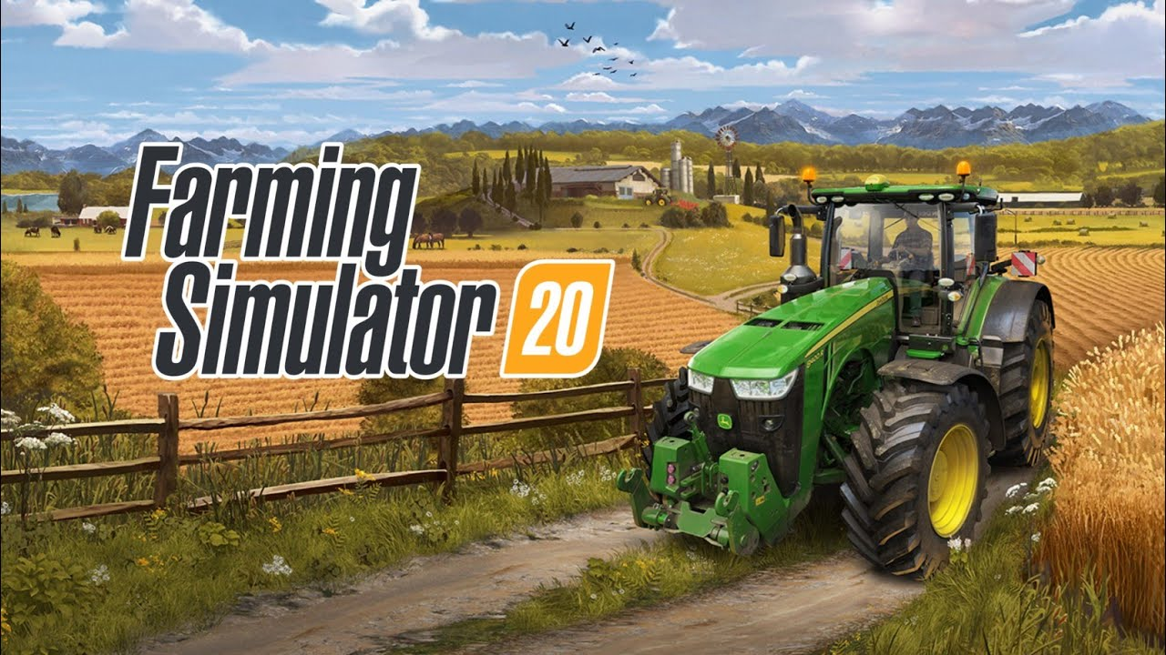 Farming Simulator 20 Cover