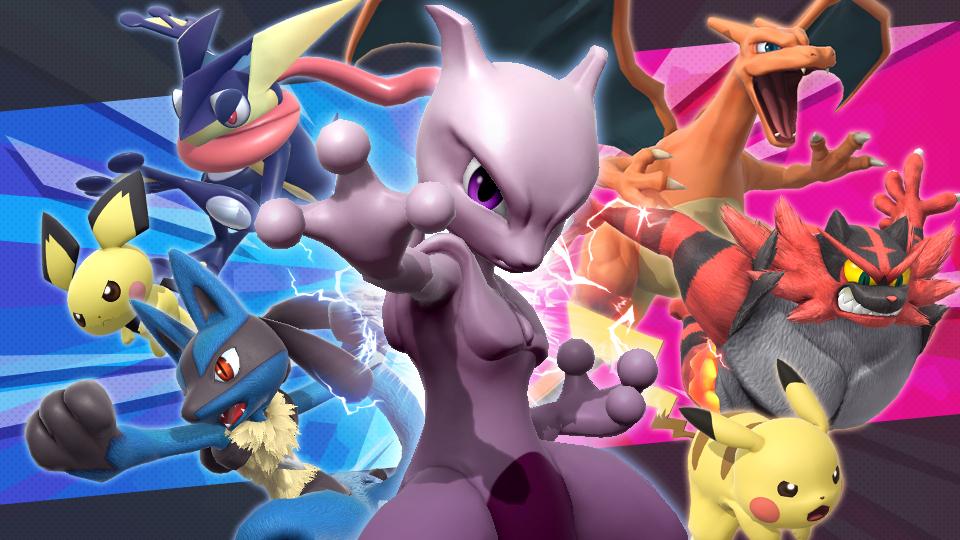 Super Smash Bros. Ultimate torneo Pokémon