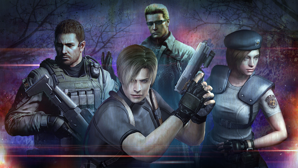 Evento Resident Evil Super Smash Bros. Ultimate