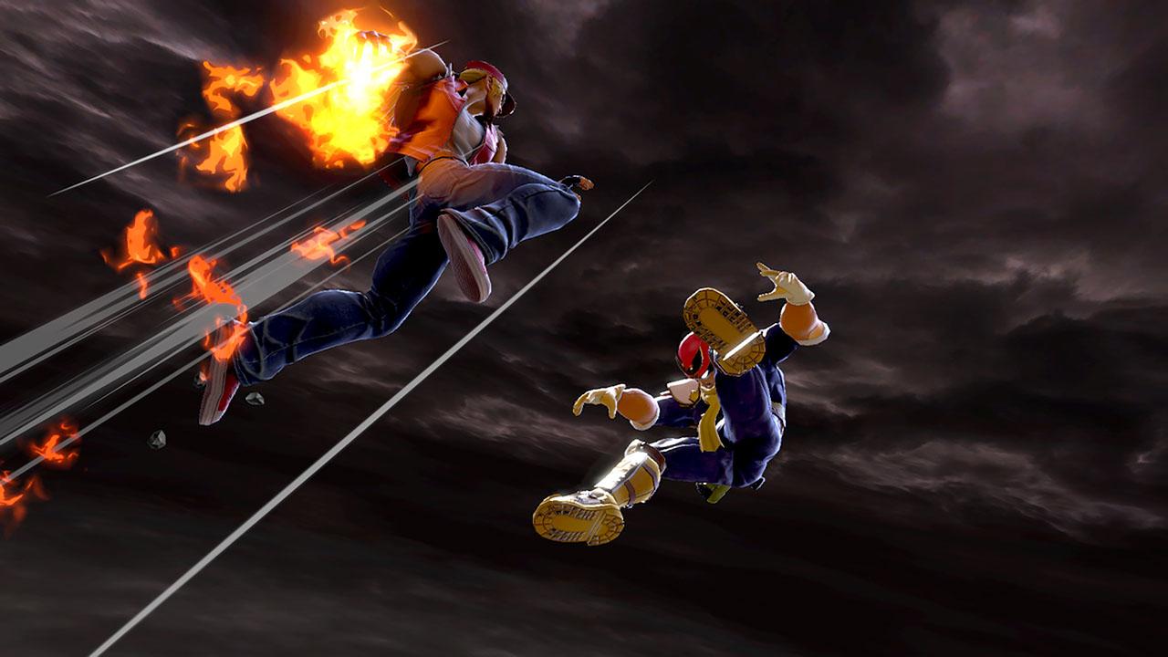 Terry Bogard in Super Smash Bros. Ultimate