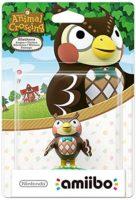 Scatola dell' Amiibo Blatero - Animal Crossing Collection