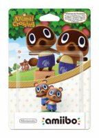 Scatola dell'Amiibo Mirco E Marco - Animal Crossing Collection