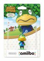 Scatola dell'Amiibo Remo - Animal Crossing Collection