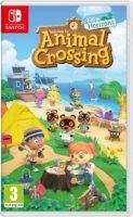 Copertina di Animal Crossing: New Horizons