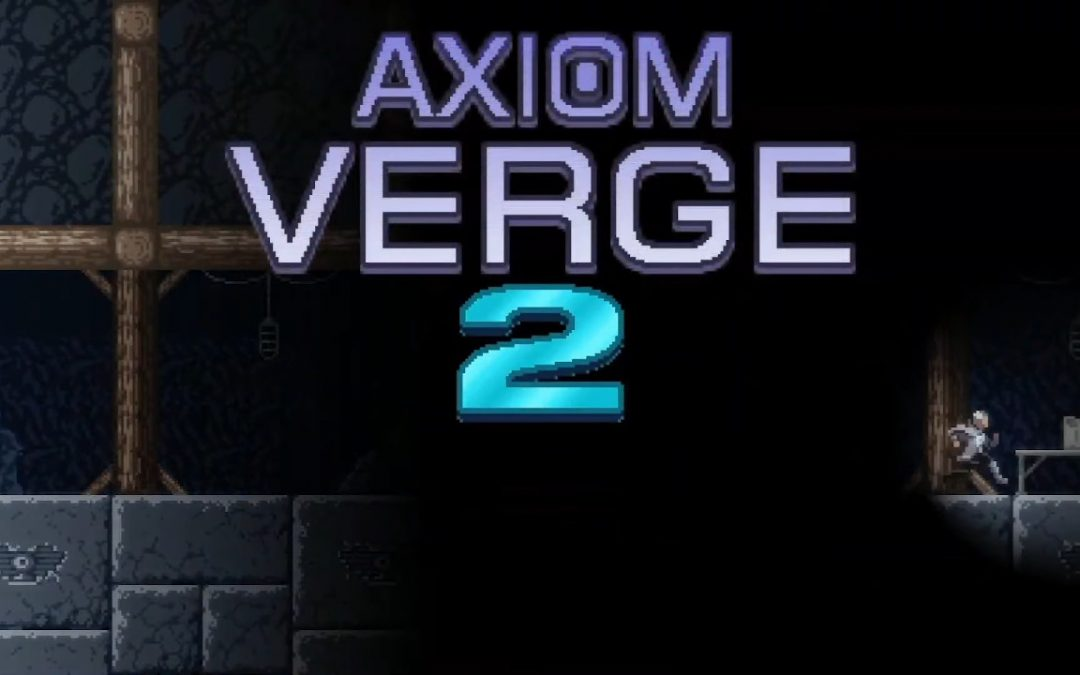 Axiom Verge 2 Cover