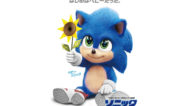 Render Baby Sonic per Sonic the Hedgehog