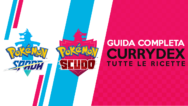 Pokémon Spada e Scudo guida al Currydex