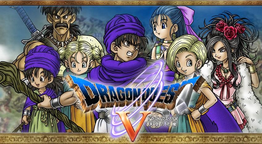 Dragon Quest V RPG