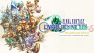 Final Fantasy Crystal Chronicles Remastered Edition Cover