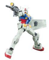 Foto frontale di BANDAI - Hguc Gundam RX-78-2 Revive, 1/144