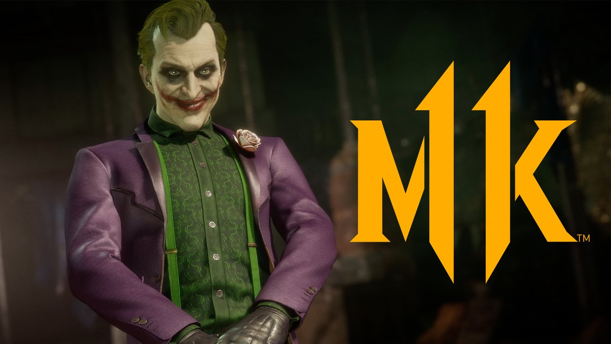 Screenshot Joker Mortal Kombat 11