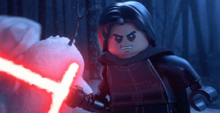LEGO Star Wars: La Saga Degli Skywalker screenshot