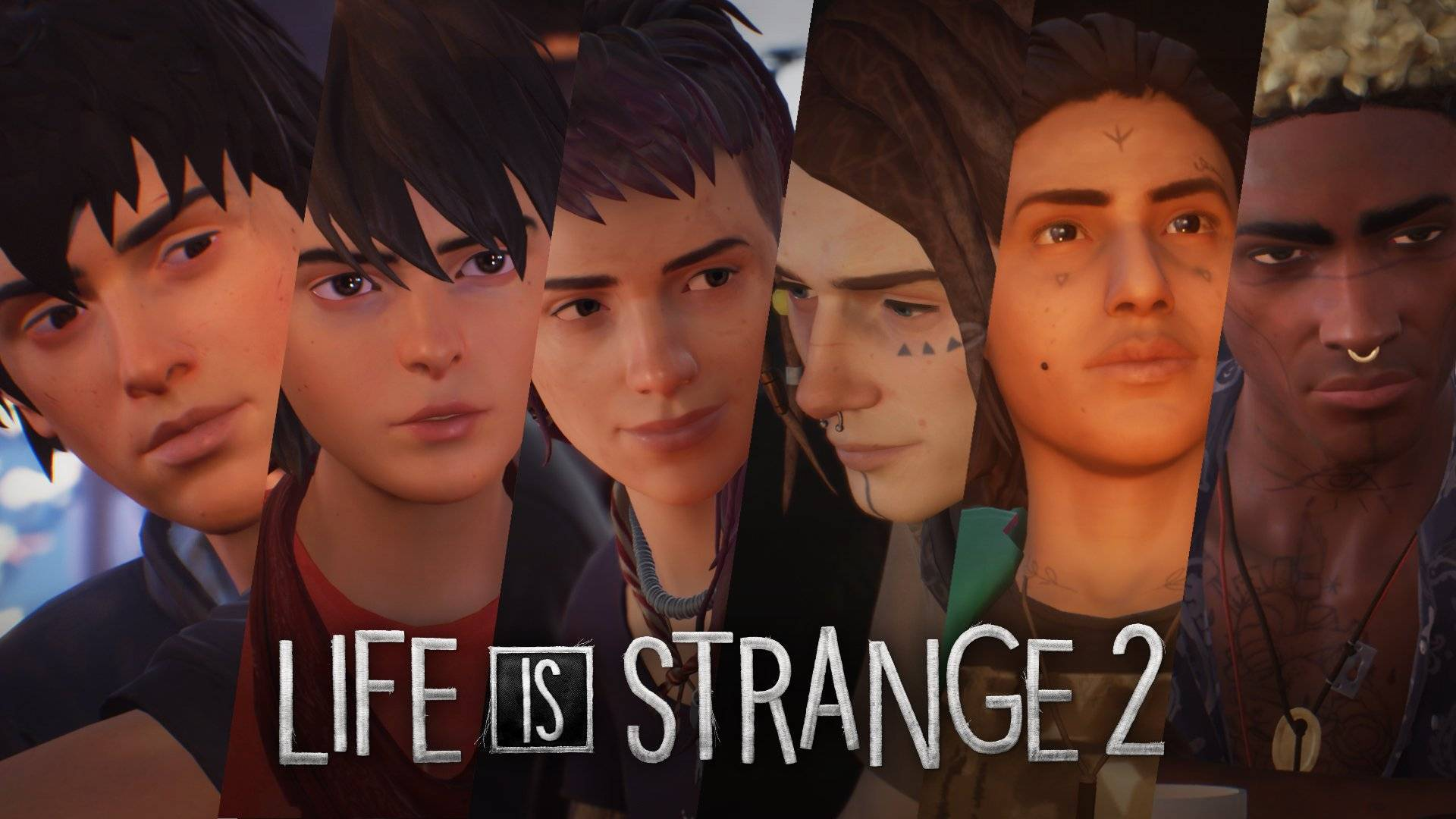 Life Is Strange 2 locandina
