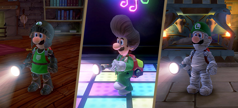 Luigi's Mansion 3 DLC