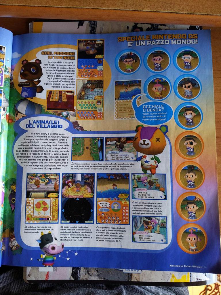 """Illustrazione 2 dell'articolo """"Quella volta che il regalo di Natale 2005 me lo fece NRU"""""""