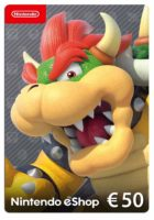 Foto frontale Nintendo eShop Carta regalo 50 EUR