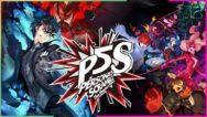 Persona 5 Scramble: The Phantom Strikers locandina