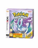 Copertina di 3DS Pokémon Cristallo (codice download pacchettizzato) - Limited Edition