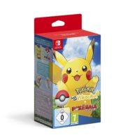 Copertina di Pokémon: Let's Go, Pikachu! + Poké Ball Plus - Bundle Limited - Nintendo Switch