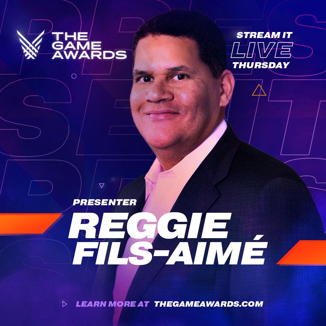 Reggie FIls-Aimé sarà uno dei presentatori ai The Game Awards 2019