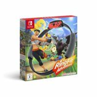 Copertina di  Ring Fit Adventure - Nintendo Switch