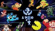 Super Smash Bros. Ultimate evento anni '80