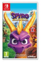Copertina di Spyro Trilogy Reignited - Nintendo Switch