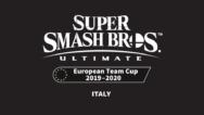 Super Smash Bros. Ultimate European Team Cup locandina