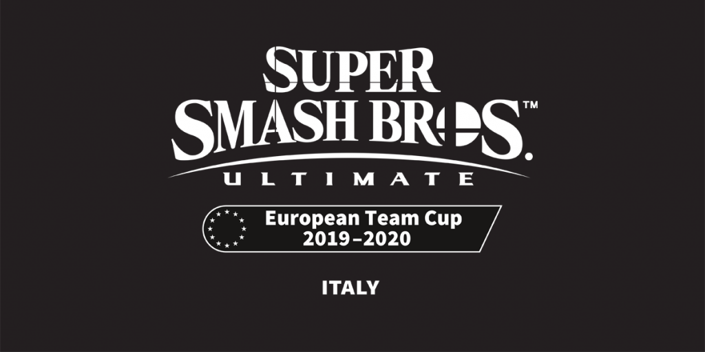 Super Smash Bros. Ultimate European Team Cup locandina