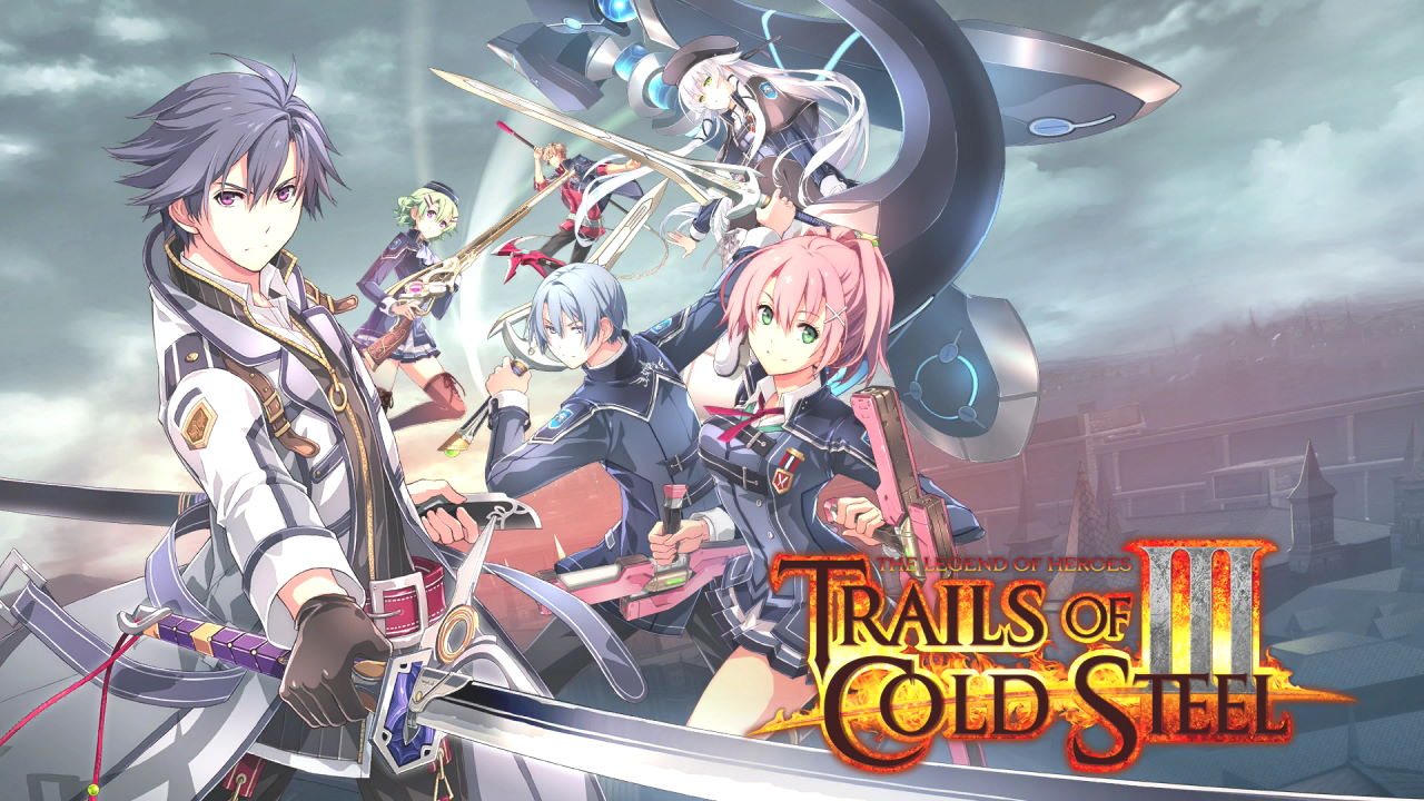 The Legend of Heroes: Trails of Cold Steel III Cover