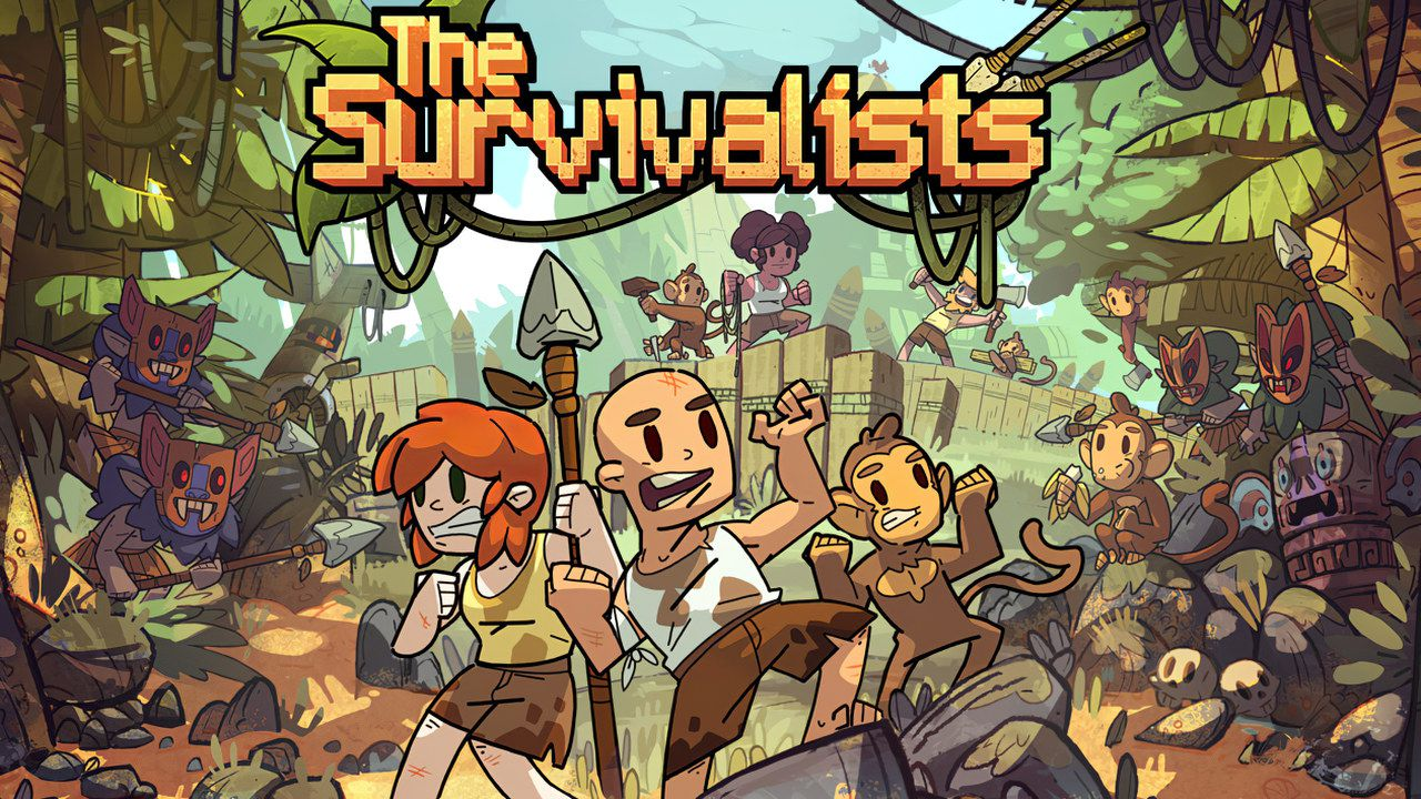 The Survivalists locandina
